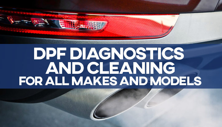 DPF Cleaning Chorley