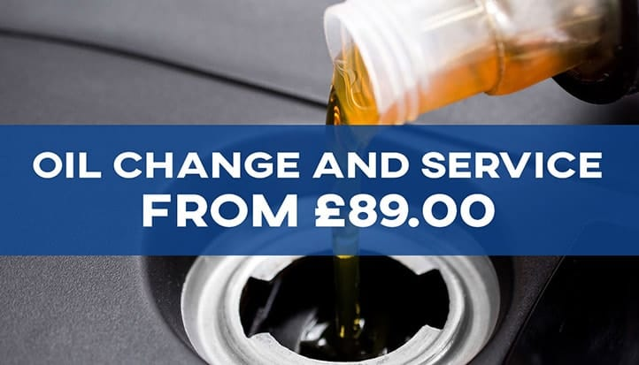Chorley Car Oil Change and Service